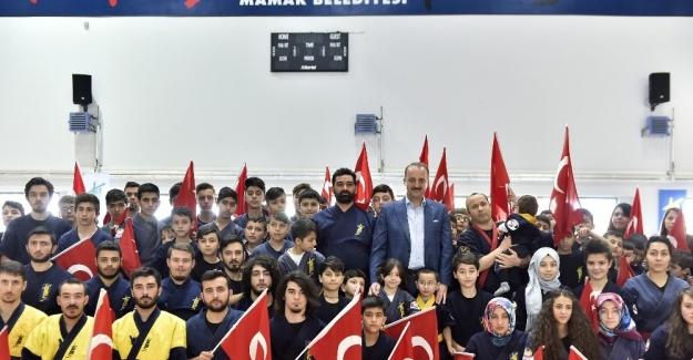 Türk savaş sanatı sayokan sporuna ilgi artıyor