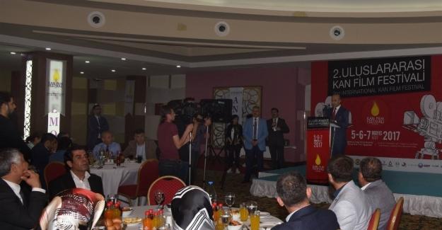 Uluslararası Kan Film Festivali'nin galası yapıldı