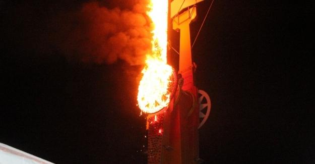 Bilecik Şeyh Edebali Üniversitesinin 10. yıl etkinliğinde korkunç kaza