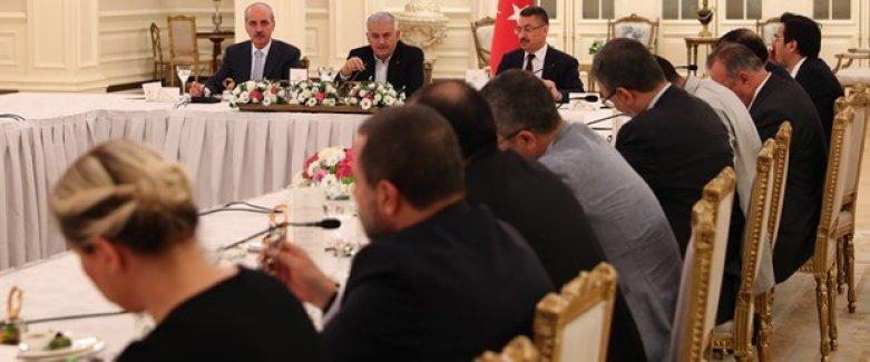 Başbakan Yıldırım: Rakka operasyonu 2 Haziran gecesi başlatıldı !..