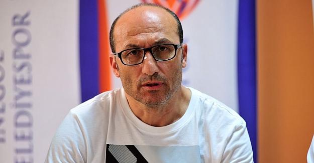 Bursa Büyükşehir Belediyespor Kulübü Basketbol Teknik Menajerliğine İsmail Doğrutekin getirildi.