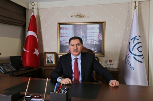 Kamu Başdenetçisi Şeref Malkoç Bursa'da