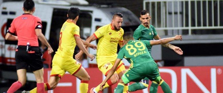 İzmir'de gülen çıkmadı !  Göztepe 2-2 Fenerbahçe