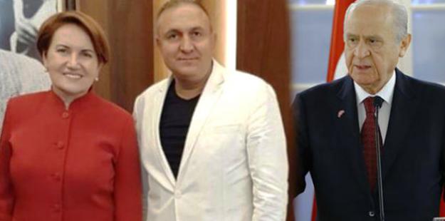 Bahçeli'nin Eski Sağ Kolu Ömer Karakaş, Akşener İçin MHP'den 300 Kişiyle Resmen Ayrıldı