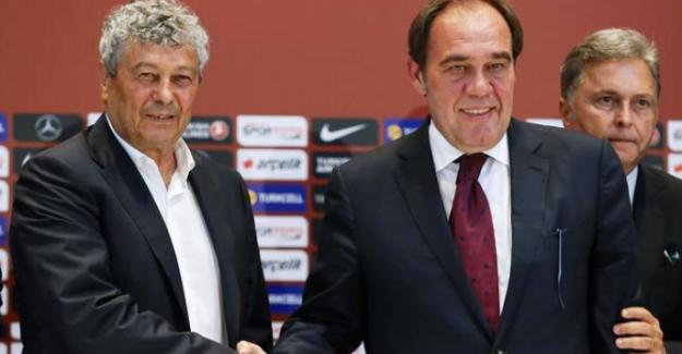 """A Milli Futbol Takımı Teknik Direktörü Lucescu'dan """"ayrılık"""" açıklamaları"""