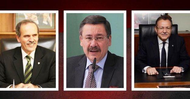 Belediye başkanları ortak karar aldı istifa yok iddiası var