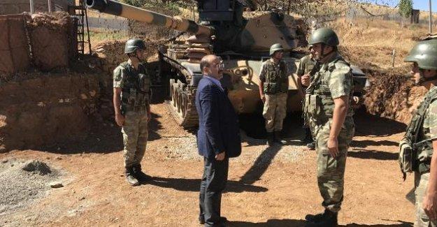 "Bitlis Valiliği ""sokağa çıkma yasağı"" ilan etti."