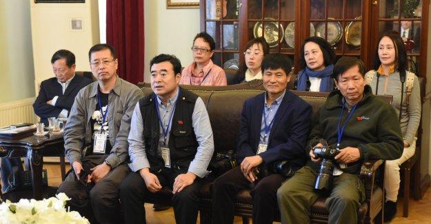 Bursa fotoğraflarla Çin'e taşınacak