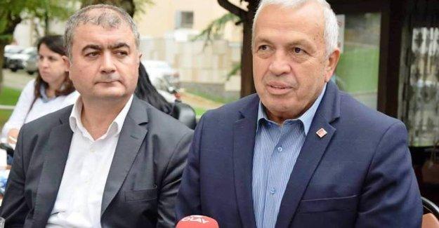 """CHP Bursa İl Başkanı Özdemir; """"Kas hastalarımızdan ilaç esirgemek kabul edilemez !.."""""""