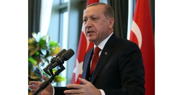 """Erdoğan;  """"Amerika dostluğumuzu ve müttefikliğimizi zedeleyecek adımlardan vazgeçmelidir."""""""