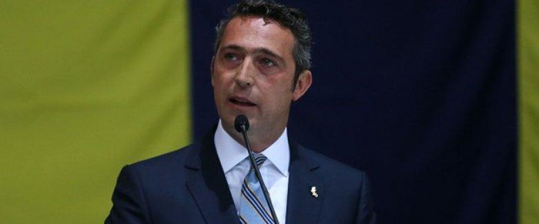 Fenerbahçe Başkan Adayı Ali Koç'tan liste açıklaması
