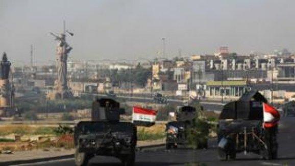 İbadi emir verdi; 'Kerkük'te Irak bayrağı dalgalansın'