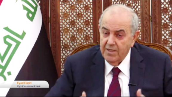"""Irak Cumhurbaşkanı Yardımcısı Allavi: """"Kerkük'te kanlı bir iç savaş çıkabilir"""""""