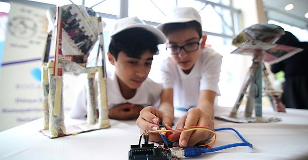 İstanbul'da 10 okula üstün zekalı laboratuvarı kuruldu