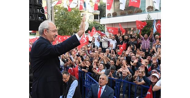 """Kılıçdaroğlu; """"Herkesle kavgalı bir Türkiye olmaz !.."""""""