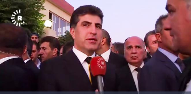 Neçirvan Barzani'den Türkiye'ye mesaj