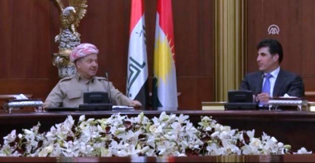 PKK'dan, Barzani'nin referandum kararına tam destek !..