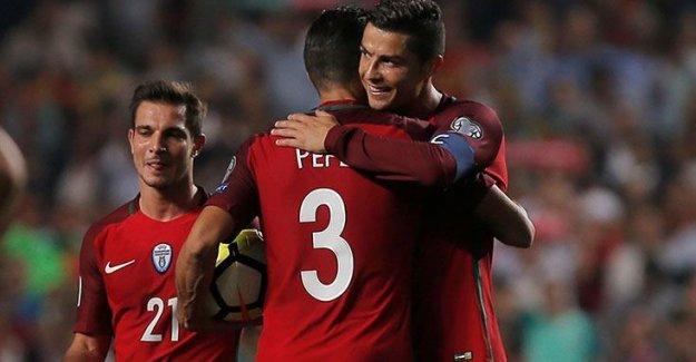 Portekiz-İsviçre maç sonucu: 2-0