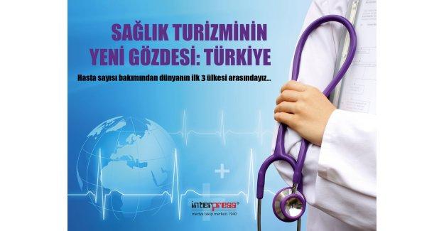 Sağlık turizminde en çok tercih edilen ilk üç ülke içindeyiz…