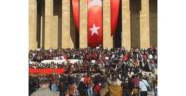 Ebediyete intikalinin 79. Yılında Gazi Mustafa Kemal Atatürk'ü rahmet ve şükranla anıyoruz !..