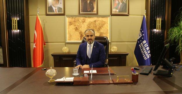 Yeni Başkan Aktaş, Bursalılarla buluşuyor