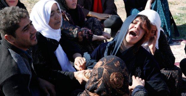 Yürekler acısı; Depremde ölen insan sayısı 530'a yükseldi !..