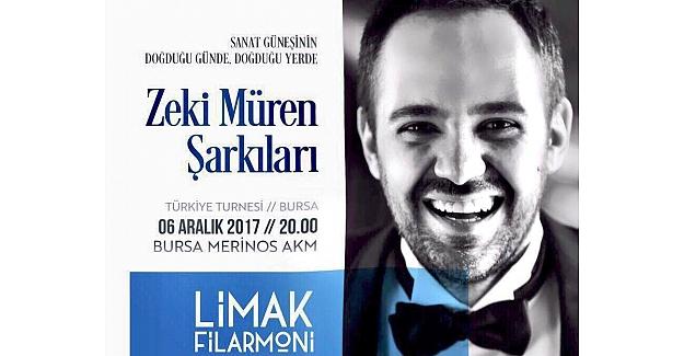 Limak Flarmoni Orkestrası ve Zeki Müren..