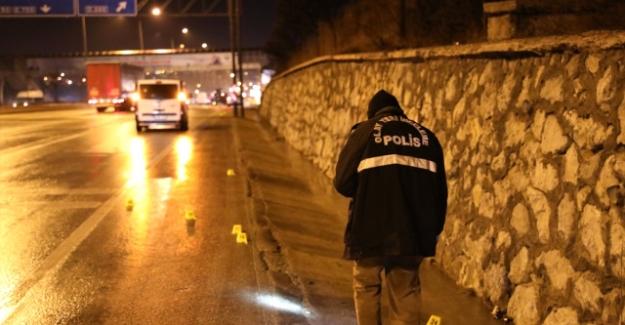 Uyarı atışı yapan polis, yanlışlıkla polis arkadaşını vurdu