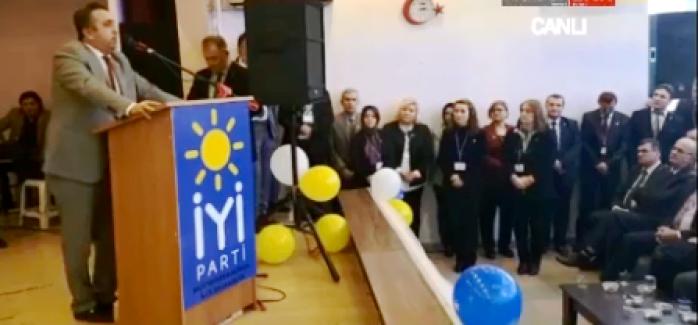 İyi Parti Bursa İl Başkanı Yüksel Yılmaz, M.Kemalpaşa İlçe Teşkilatı Toplantısında Kalp Krizi Geçirdi