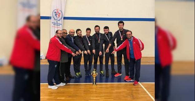 Nilüfer Belediyesi Görme Engelliler Spor Kulübü (BUGES)  2017 yılında fırtına gibi esti