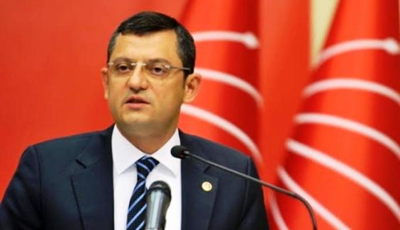 """CHP Grup Başkan Vekili Özgür Özel; """"Cumhurbaşkanı öldürmeyi değil yaşatmayı savunmalı"""""""