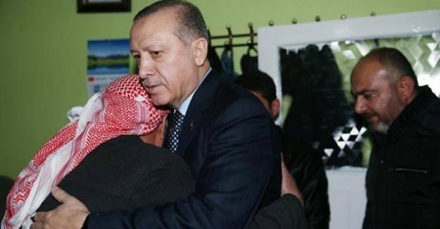 """Cumhurbaşkanı Erdoğan;  """"Temennimiz odur ki Çekya Salih Müslim'iTürkiye'ye teslim eder"""""""
