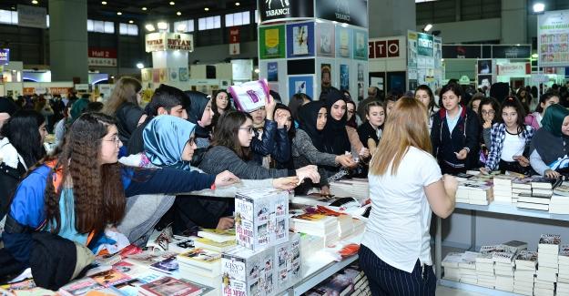 5. Uluslararası CNR Kitap Fuarı 19 ülke ve Türkiye'den 350 yayıneviyle 10 Mart'ta