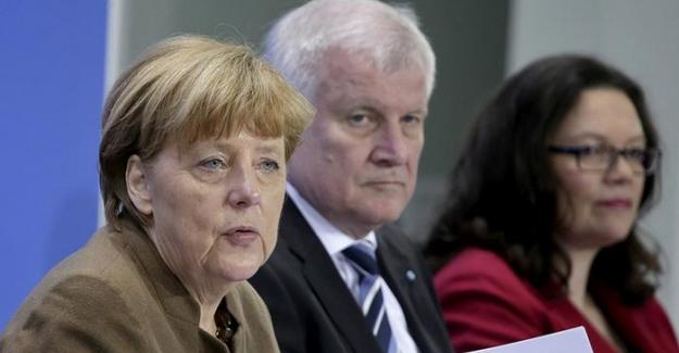 Angela Merkel, hükümetin Mart sonunda kurulmasını planlıyor