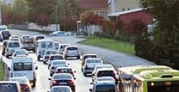 Bursa şehiriçi ve şehirlerarası yol ve trafik durumu