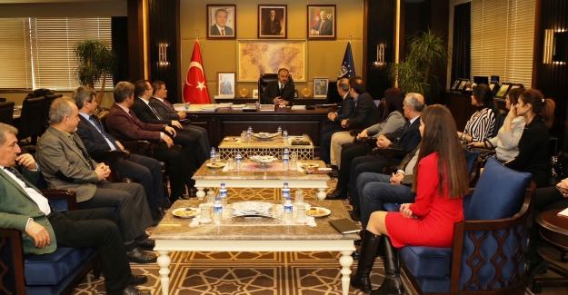 Bursa'nın geleceği için ortak adım