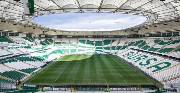Bursaspor / Sivasspor Maçı Bilet Satış Programı açıklandı