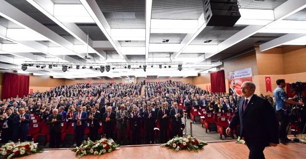 CHP'nin 19. Olağanüstü Kurultayı devam ediyor