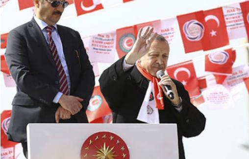 """Erdoğan'dan flaş açıklama: """"3. Dünya Savaşı anlamına gelir"""""""