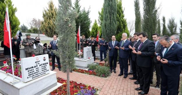 Eşsiz Destan Çanakkale Zaferi 103. Yaşında Törenlerle Anıldı