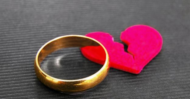 Evlenenler azaldı boşananlar çoğaldı