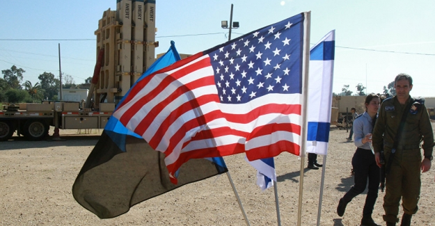 İsrail ve ABD, kapsamlı hava ve füze savunma tatbikatına başladılar
