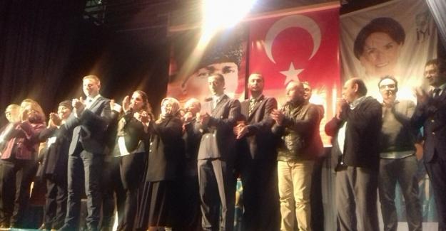 İyi Parti Bursa'da şaşırtıcı bir hızla büyüyor !