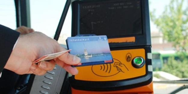 Toplu taşım araçlarında cep telefonunu okutarak ücret ödeme başlıyor !