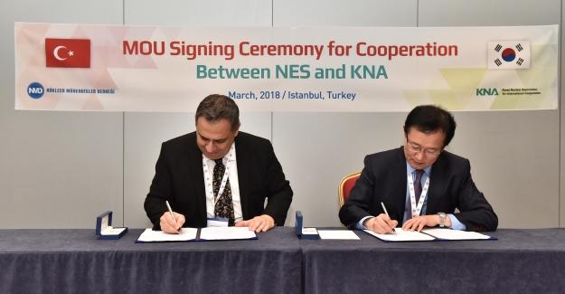 """Türkiye - Güney Kore arasında """"Nükleer İşbirliği Anlaşması"""" imzalandı"""