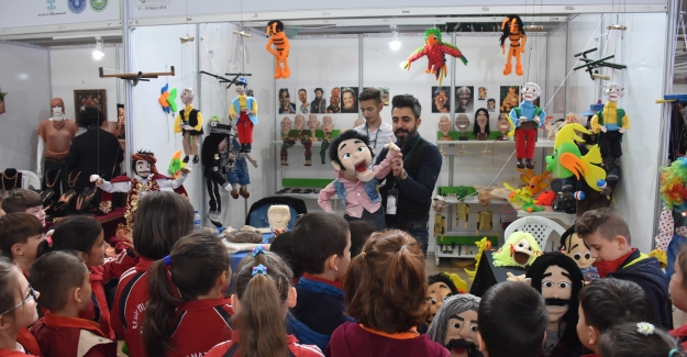 '3. Bursa Geleneksel El Sanatları Festivali'  başladı