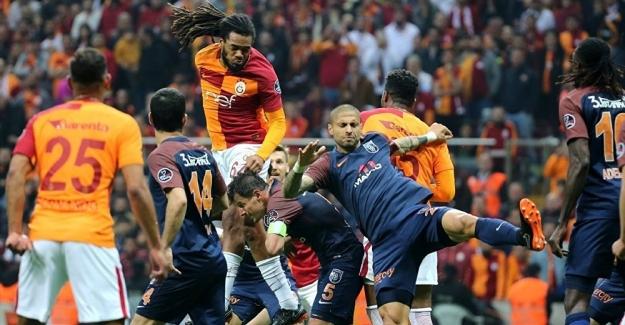 Başakşehir'i mağlup eden Galatasaray yeniden lider !..