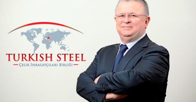 Çelik sektöründen ilk çeyrekte  3,6 milyar dolarlık ihracat