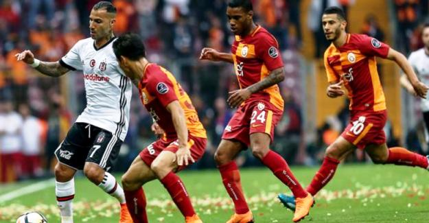 Dev Karşılaşma sonuçlandı; Galatasaray 2-0 Beşiktaş