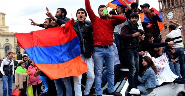 Ermenista'daki muhalif halk ayaklanması durdurulamıyor